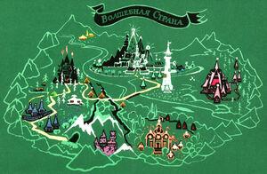 Volshebnaya strana karta VL