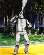 The Tin Man - «The Wizard Of Oz». American musical fantasy film 1939