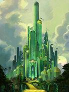 Emerald City. Legends of Oz Dorothy's Return