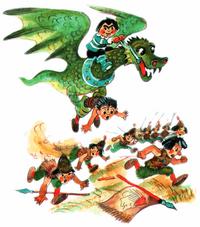 Drakon protiv Marranov VL