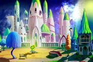 Волшебник Изумрудного города. Скриншот из игры