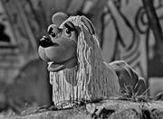 Лев - «Волшебник Изумрудного города». Кукольный телеспектакль 1968