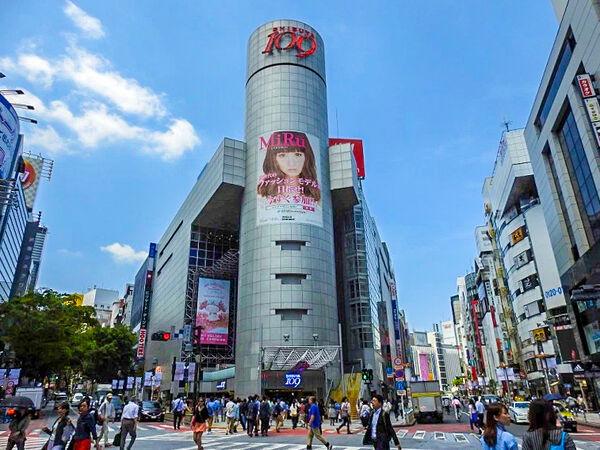 Tokyo-japan-coronavirus-news-shibuya109-building-governor-yuriko-koike-lockdown-