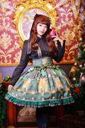 Neverland-original-new-year-theme-x-mas-deer-lolita-pinafore-skirt-gc-11 5