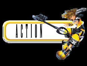 Action RPG Button