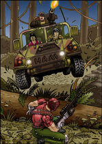 Jungle-humvee-redshirt-ham