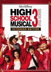 High School Musical 3 DVD cover