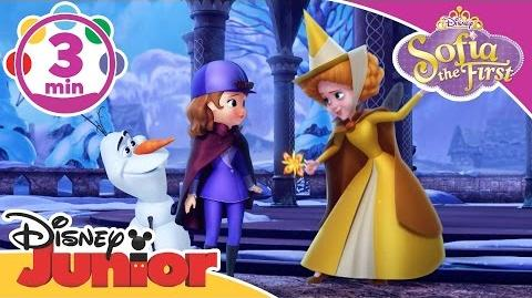 Sofia The First My Finest Flower Song Disney Junior UK