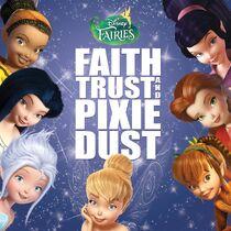 Disney Fairies Faith, Trust and Pixie Dust album
