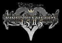 Kingdom Hearts HD 1.5 + 2.5 ReMIX logo