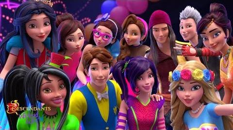 Episode 18 Hooked On Ben Descendants Wicked World