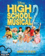 High School Musical 2 poster