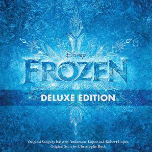 Frozen Deluxe Edition soundtrack