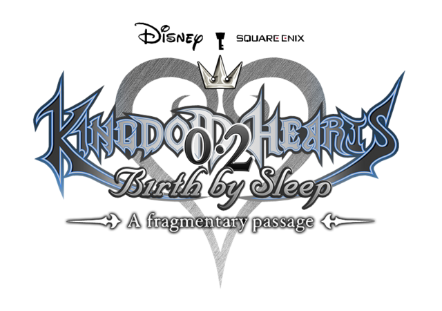 File:Kingdom Hearts 0.2 Birth By Sleep logo.png