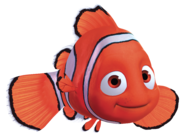 Nemo FN render transparent
