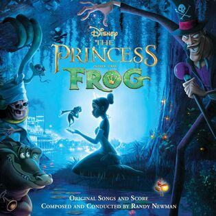 The Princess and the Frog Soundtrack