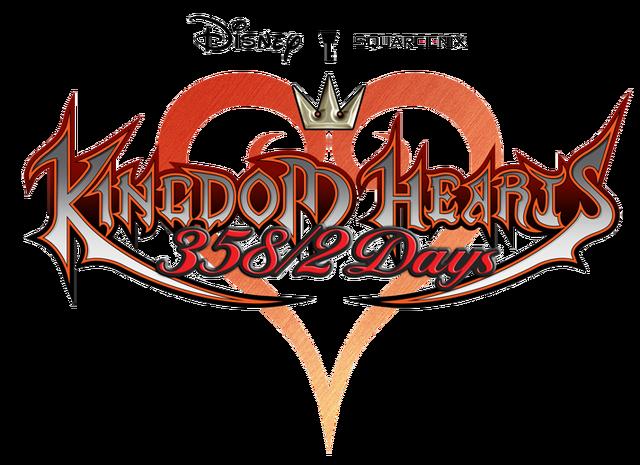 File:Kingdom Hearts 358-2 Days logo.png