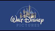 Walt Disney Pictures logo in Pixar films