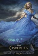 Cinderella 2015 poster