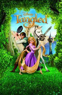 Tangled 2010 poster