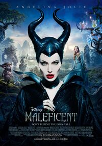 Maleficent 2014 poster