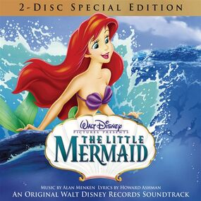 The Little Mermaid Special Edition soundtrack cover