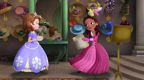 Sofia the First - My First Flight