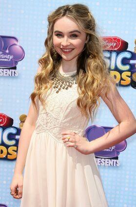 Sabrina Carpenter at the Radio Disney Music Awards