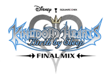 Kingdom Hearts Birth By Sleep Final Mix logo