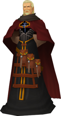 Ansem the Wise in Kingdom Hearts II