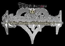 Kingdom Hearts Re Chain of Memories logo