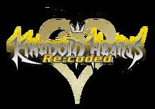 Kingdom Hearts Re Coded logo