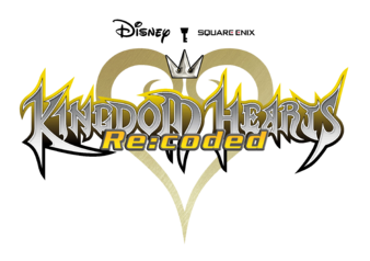 Kingdom Hearts Re Coded logo