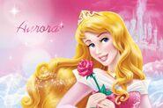 Princess Aurora in her redesign