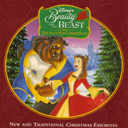 Beauty and the Beast The Enchanted Christmas OST