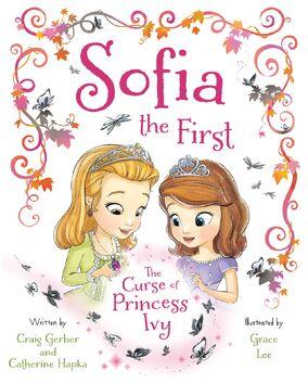 The Curse of Princess Ivy book