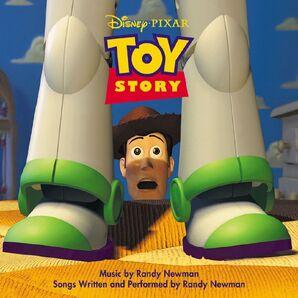 Toy Story soundtrack