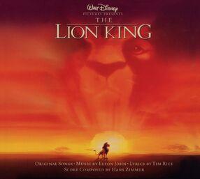 The Lion King Special Edition Soundtrack
