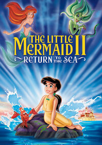 The Little Mermaid II Return to the Sea poster