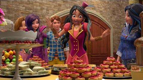 Episode 8 Puffed Deliciousness Descendants Wicked World