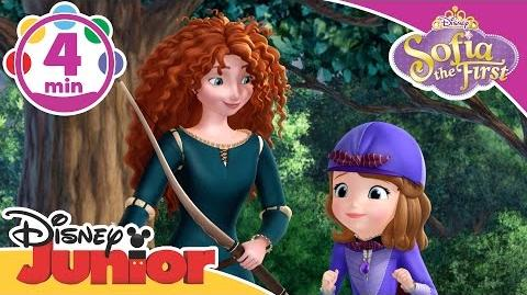 Sofia The First Save The Day Song Disney Junior UK