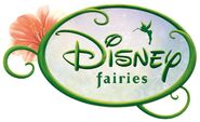 Disney Fairies original logo