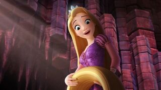 Rapunzel in Sofia the First The Curse of Princess Ivy