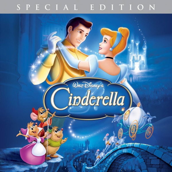 Cinderella (two-disc special edition) by bill peet walt disney.