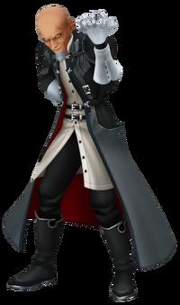 Master Xehanort in Kingdom Hearts BBS