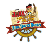 Jake and the Never Land Pirates Jake Saves Bucky logo