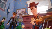 Toy Story in KH3