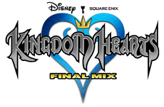 Kingdom Hearts Final Mix logo