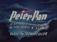 Peter Pan opening