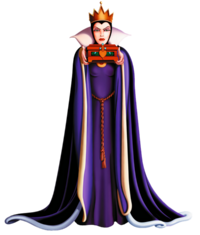The Evil Queen